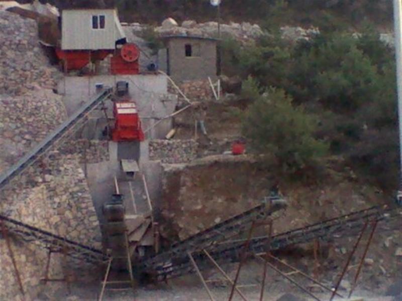 山西左权日产500吨石料线洗砂机